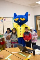 Pete the Cat Visits Parklawn